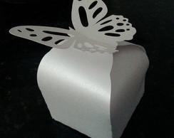 Caixa fecho borboleta - Cores met�licas