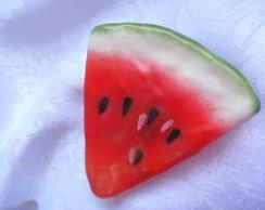 Frutas decorativas - feirinha permanente