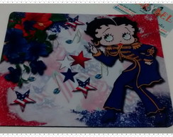 Betty Boop Mouse Pad