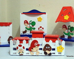 Kit Beb� Super Mario Baby