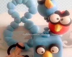 Vela Angry Birds ( c�pia proibida)