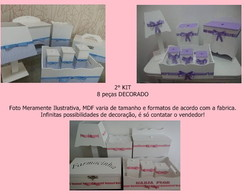 Kit n�2 de Higiene 8 pe�as