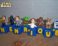 Cubos Letrados Star Wars