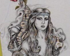 Sereia e a Rosa :: S�rie Tatoo