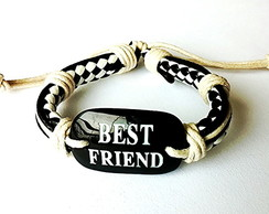 Pulseira Best Friends Unissex
