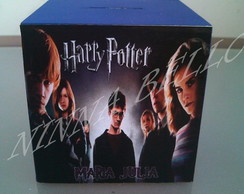 COFRE MDF HARRY POTTER