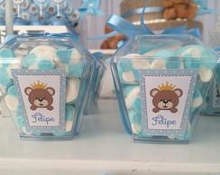 Embalagem p/ bala de goma ou marshmallow