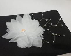 Flor Noivas cristal swarovski e jablonex
