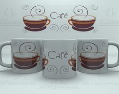 Caneca Personalizada - Caf� 3