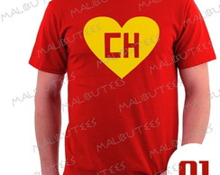 CAMISETA CHAPOLIN COLORADO HEROIS