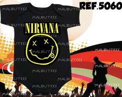 BODY INFANTIL NIRVANA Bandas Rock