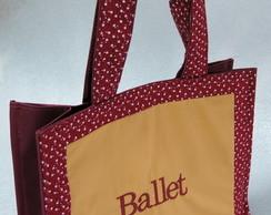 Sacola de Ballet