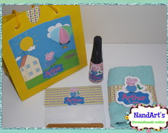 Kit manicure - Peppa