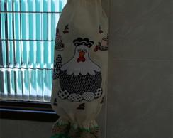 Puxa-saco de galinha