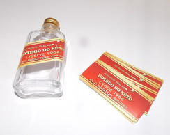 Adesivo para Garrafinha Red Label