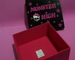 Caixa Porta j�ias Monster High
