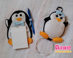 Kit Casal de Pinguins