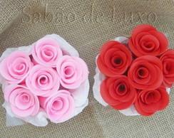 P�talas Rosas para o Banho!