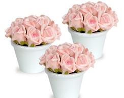 Arranjo de Flores Rosas