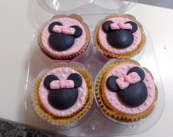 Cupcake tema Baby Minnie
