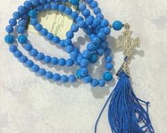 Ter�o Bizantino azul