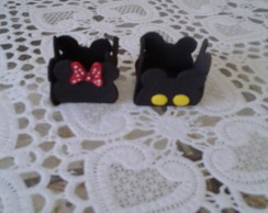 Forminha/ minnie/mickey/eva