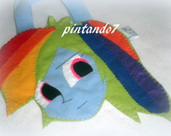 Rainbow Dash - my little pony - Sacola