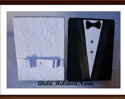 Kit Lembrancinha Casamento(Bloco Branco)