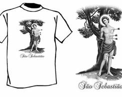 Camiseta S�o Sebasti�o - jprc 108