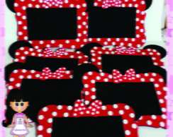 Porta Retrato Minnie fot 10x15
