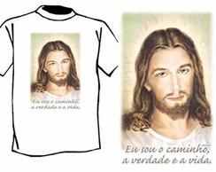 Camiseta Religiosa Oxal� - JPRC 146