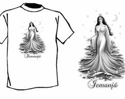 Camiseta Religiosa Iemanj� - JPRC 105