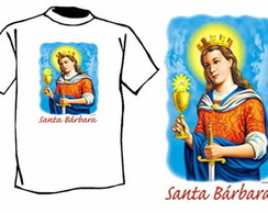 Camiseta Santa Barbara - Oxum - JPRC 104
