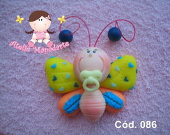 C�d. 086 Molde de borboleta