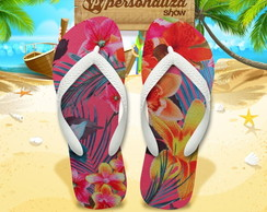 Chinelo Personalizado - Tropical 06