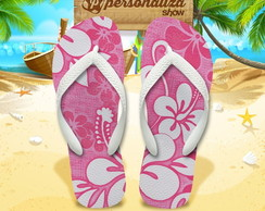 Chinelo Personalizado - Tropical 07