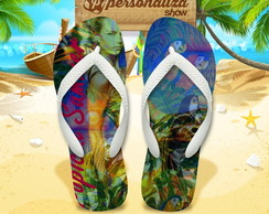 Chinelo Personalizado - Tropical 12