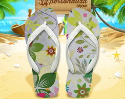 Chinelo Personalizado - Tropical 13