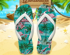 Chinelo Personalizado - Tropical 15