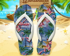 Chinelo Personalizado - Tropical 16