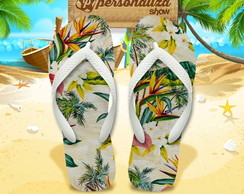 Chinelo Personalizado - Tropical 17
