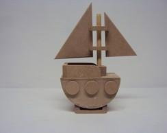 Barco lembrancinha aniversario