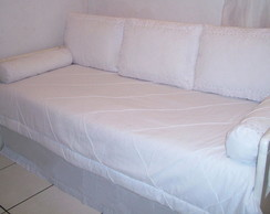 KIt cama bordado ingl�s