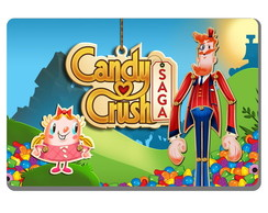 Mouse Pad - Candy Crush