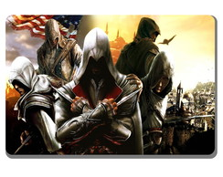 Mouse Pad- Assassin's Creed