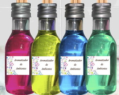 Mini Aromatizador de Ambientes - 50ml