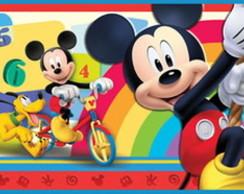 Faixa Decorativa Border Mickey e Pluto