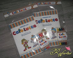 Kit de colorir Patati Patat�
