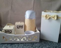 Kit Higiene Personalizado + Garrafa t�rm