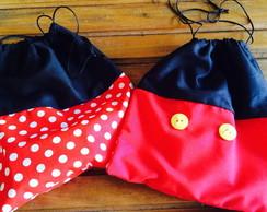 Sacolinha surpresa Minnie e Mickey